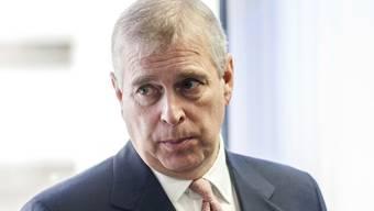 Prince Andrew geriet abermals wegen seiner Epstein-Verbindungen in die Kritik. (Bild: Keystone)