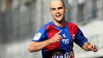 Benjamin Nivet traf für Troyes in der 89. Minute zum Sieg