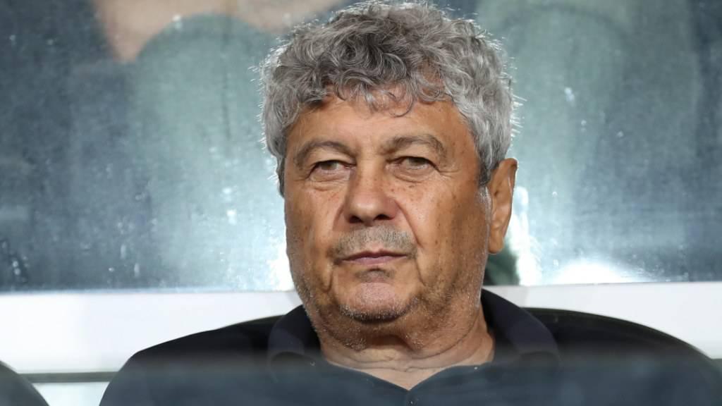 Mircea Lucescu bleibt nun doch Trainer von Dynamo Kiew