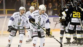 Eishockey, Swiss League, 11. Runde, HC Ajoie - EHC Olten  (12. Oktober 2019)