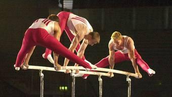 Ist der Olympiaerfolg des Schweizer Kunstturnens in Gefahr? (Symbolbild)