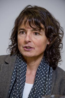 – Rebekka Hansmann, Präsidentin Spitex-Verband Aargau