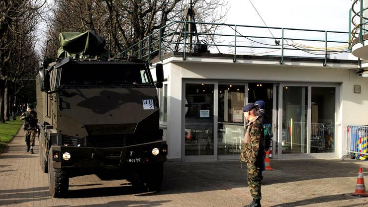 Projektleitung Basel-Stadt und Schweizer Armee laden zur Medienkonferenz.