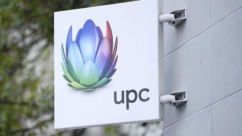 Geschlossene Läden während des Lockdowns nagten auch bei UPC Schweiz am Umsatz. (Archiv)