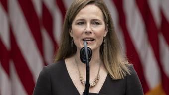 Renzo Ruf: «Die Art, wie Amy Coney Barrett, fünf Wochen vor der Präsidentenwahl, in das hohe Richteramt bugsiert werden soll, ist fragwürdig.»
