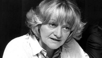 Ines Torelli ist gestorben (August 2019)