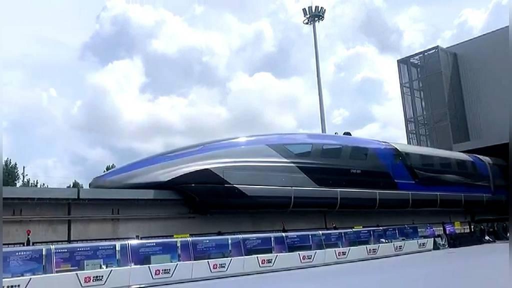 Bis zu 600 km/h: Das ist der schnellste Zug der Welt