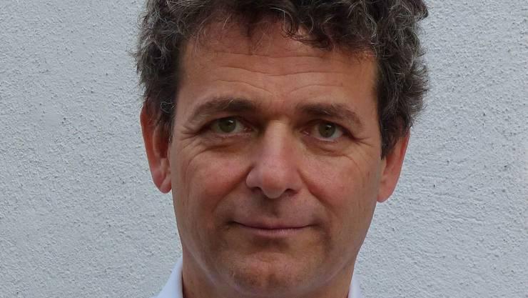 Der vom  Grossen Rat zur Wahl vorgeschlagene Theologe und Kommunikationsfachmann Thierry Moosbrugger.