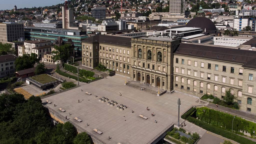 Zwölf Forschungsprojekte der ETH Zürich erhalten Fördermittel des europäischen Forschungsrats. (Symbolbild)