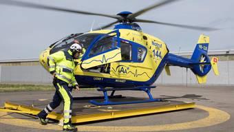 In den Lärmberechnungen wird aktuell von 1500 Helikopter-Flugbewegungen pro Jahr ausgegangen.