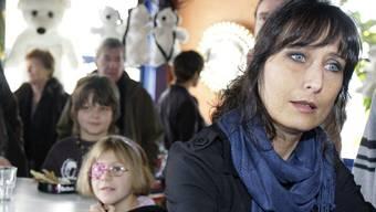 Christine Bussat soll die Abzocker-Initiative auch in der Romandie zum Thema machen.