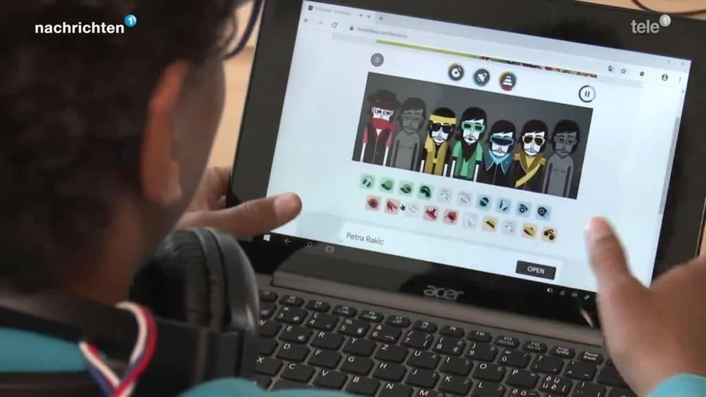 Digitalisierung an der Schule