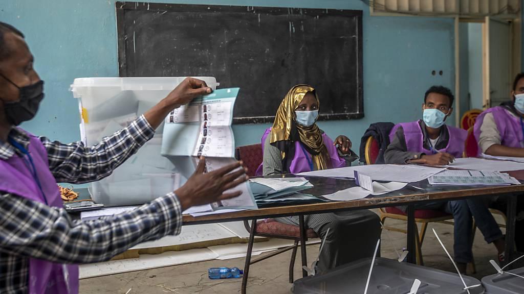 Wahl in Äthiopien geht in einer Region in die Verlängerung