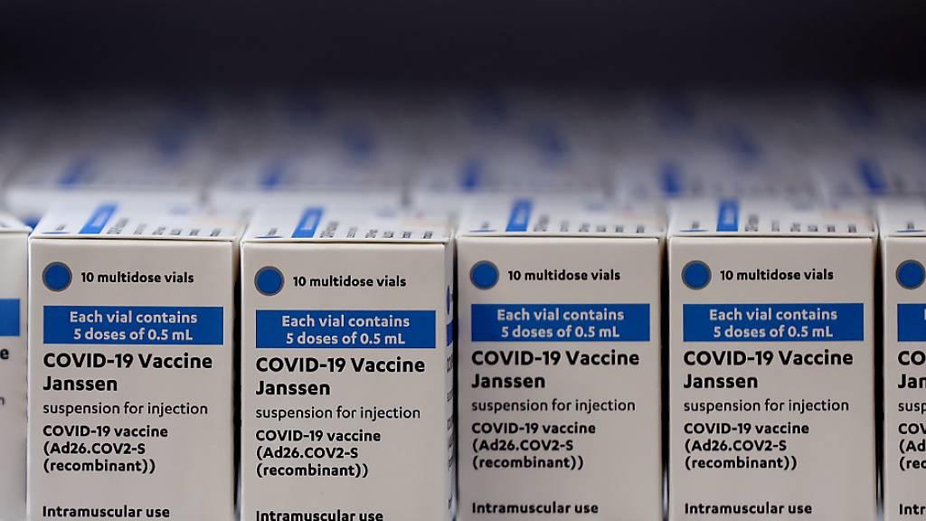 Lieferprobleme beim Corona-Impfstoff von Johnson & Johnson