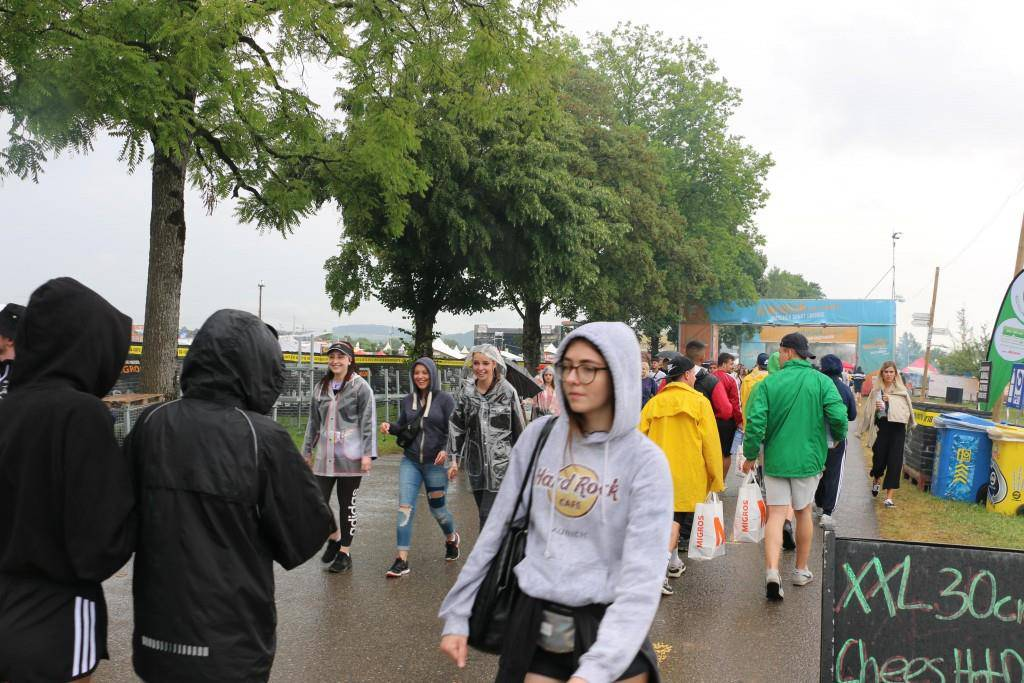 OAFF 2018: Besuch auf dem Zeltplatz (© FM1Today/Nina Müller)