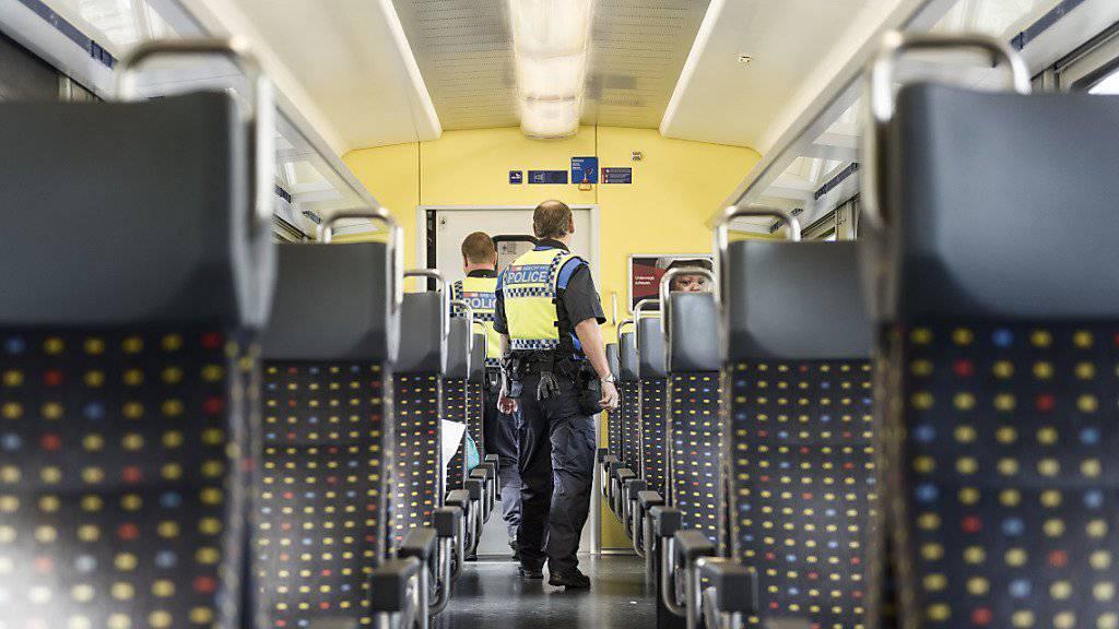 Einreisesperre: Nigerianerin wird im Zug nach St.Gallen verhaftet