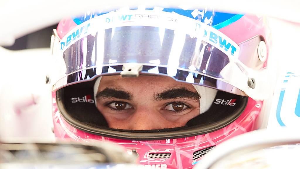 Sergio Perez darf am nächsten Wochenende beim GP von Catalunya in Barcelona nach wieder starten - Corona überstanden