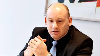 Will Amtsgerichtspräsident werden: Yves Derendinger