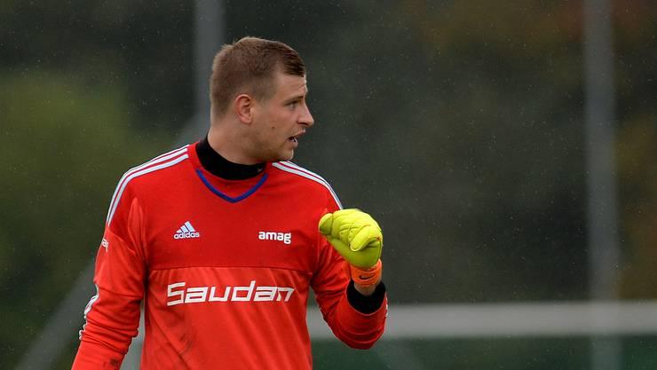 Abwehr: Alban Jahiu, FC Iliria und Florian Gasche, FC Subingen