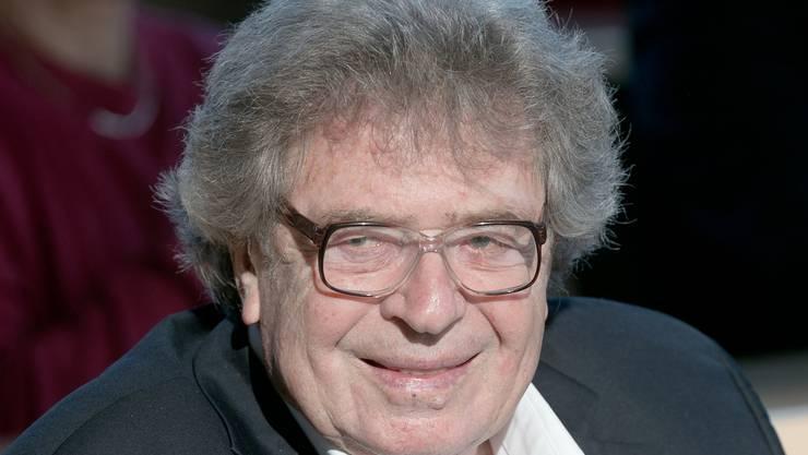 Der ungarische Schriftsteller György Konrad feiert am 2. April 2018 den 85. Geburtstag. (Archiv)