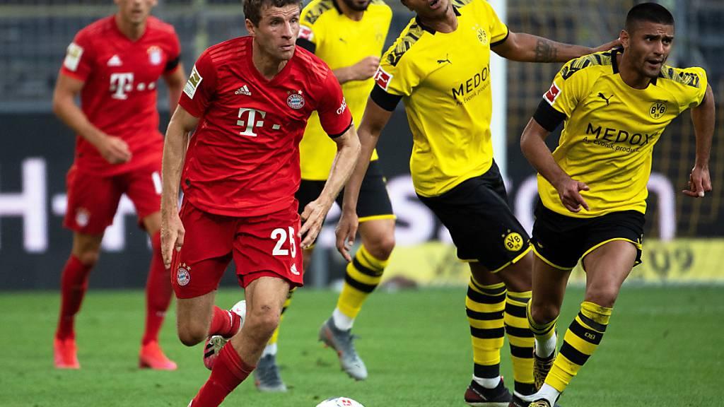 Bayern-Profis verzichten bis Saisonende auf Teil des Gehalts