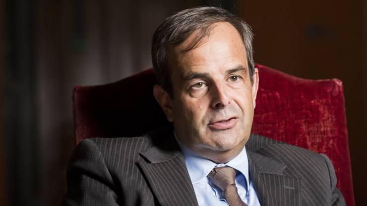 CVP-Präsident Gerhard Pfister: «Ich halte es für absolut abwegig, den Islam zu einer Landeskirche zu machen.»
