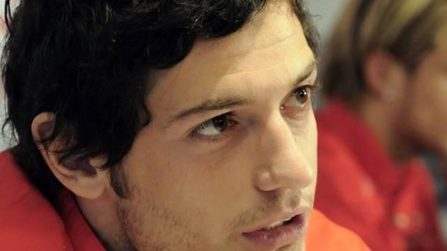 Blerim Dzemaili hat die Trennung von seiner Freundin noch nicht verdaut (Archiv)