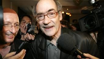 Der belgische Schriftsteller und Drehbuchautor François Weyergans ist am Montag in Paris gestorben. Weyergans wurde 2009 Mitglied der prestigeträchtigen Académie francaise, die als Hüterin der französischen Sprache gilt. (Archivbild)