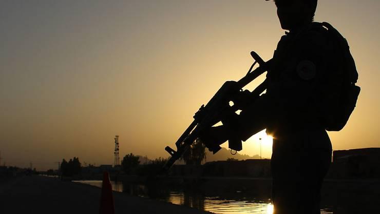 Bei einem Einsatz von afghanischen Sicherheitskräften im Süden des Landes wurden Ende Januar laut Aktivisten 50 Talibankämpfer und mindestens 20 Zivilisten erschossen. (Symbolbild)