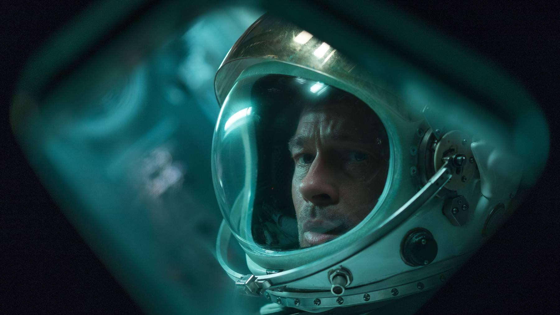 Kinotipp: Ad Astra – Zu den Sternen mit Brad Pitt