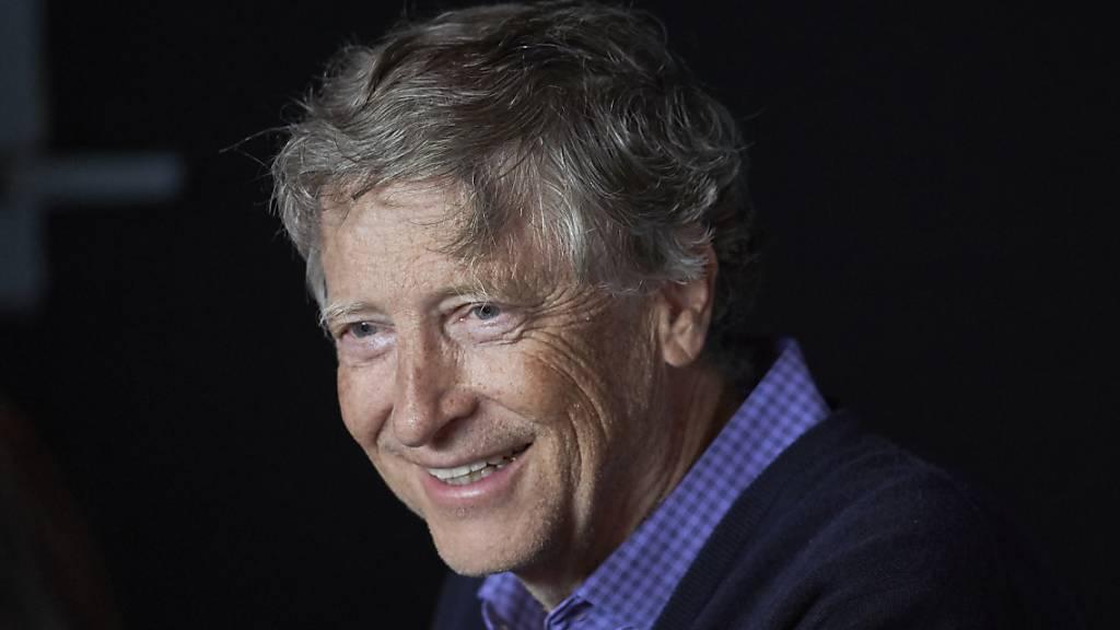 Bill Gates will Milliarden in Klimaschutz investieren