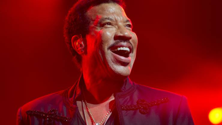 """Grosse Ehre für Lionel Richie: Der """"Hello""""-Sänger darf sich """"Persönlichkeit des Jahres"""" nennen (Archiv)"""