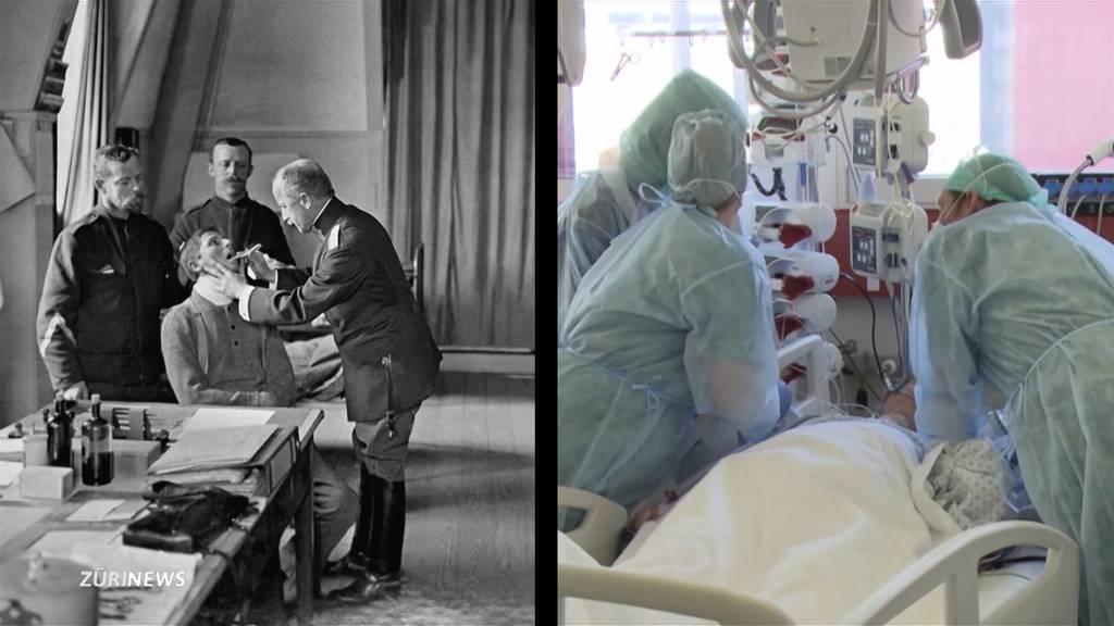 Historiker finden Parallelen zwischen Corona-Pandemie und der Spanischen Grippe