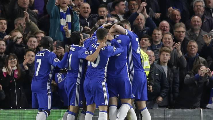 Chelsea kam zu einem problemlosen Sieg
