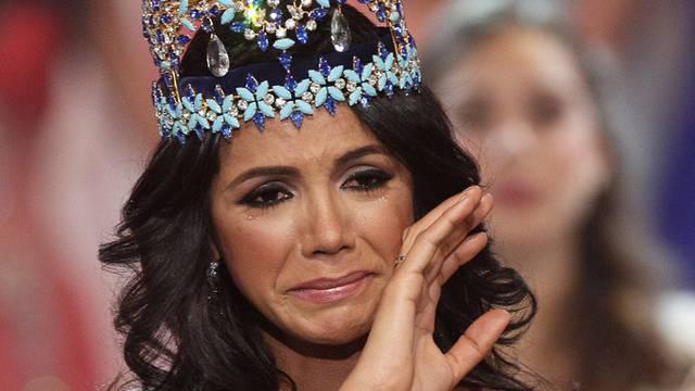 Die schönste Frau der Welt heisst Ivian Lunasol Sarcos Colimenares und kommt aus Venezuela