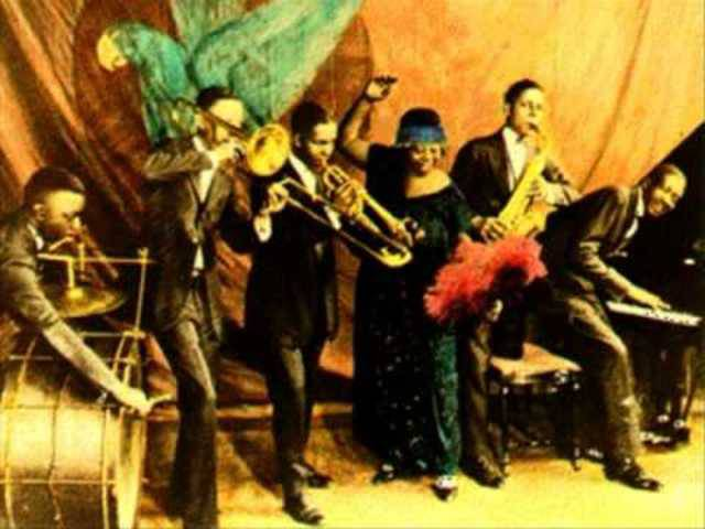 Louis Armstrong & Ma Rainey (See See Rider Blues, 1924) Jazz Legend