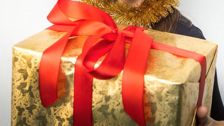 Es bleiben nur noch drei Tage, um alle Geschenke zu besorgen.