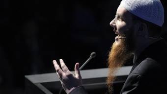 Der Präsident des Islamischen Zentralrats der Schweiz (IZRS), Nicolas Blancho (Archiv)
