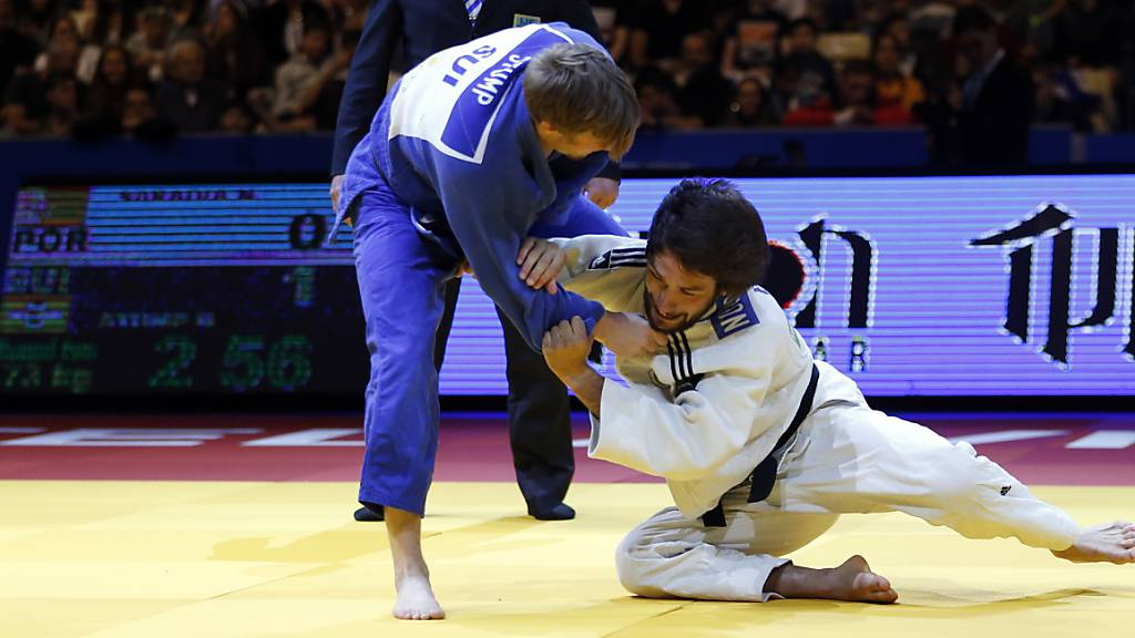 5. Platz in Brasilien für Zürcher Judoka Nils Stump