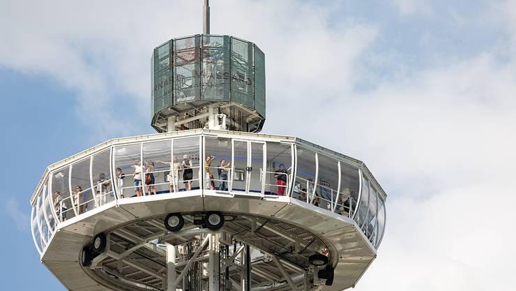 Kommt nach Basel: Der City Skyliner.