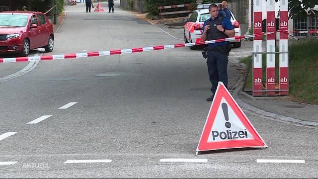 Bewaffneter Raubüberfall in Rodersdorf