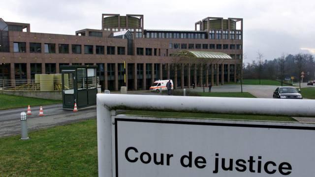 Aussenansicht des Europäischen Gerichtshofes (Symbolbild)