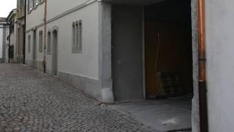 Die vormalige Kronen-Garage dient schon bald wieder ihrem alten Zweck.