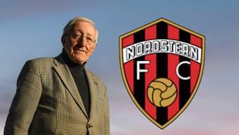 Helmut Hornung spielt auch noch mit 85 Jahren beim FC Nordstern Fussball.