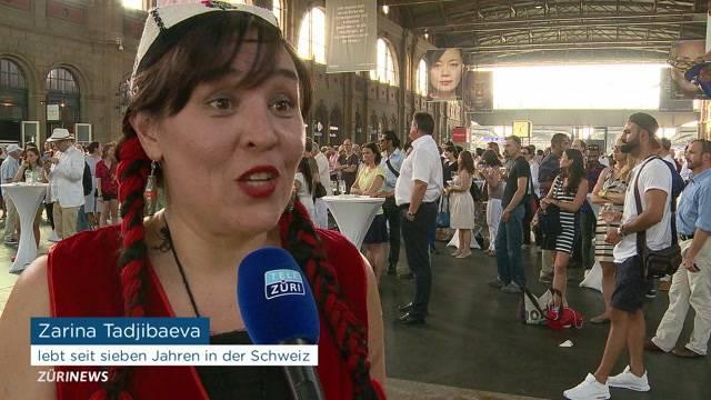 Fotoprojekt Switzers gibt Schweiz ein Gesicht