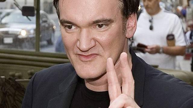 Regisseur Tarantino darf sich freuen