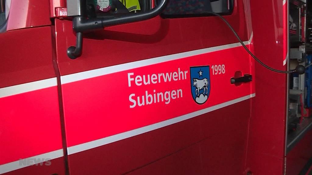 Solothurner Feuerwehr kämpft mit Problemen