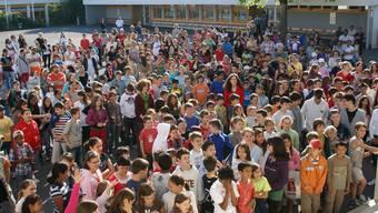 Ende Jahr ist Schluss: Auch für die Kinder des Schulhauses Steinmürli gibt es keine Schulsozialarbeit mehr. (mmo)