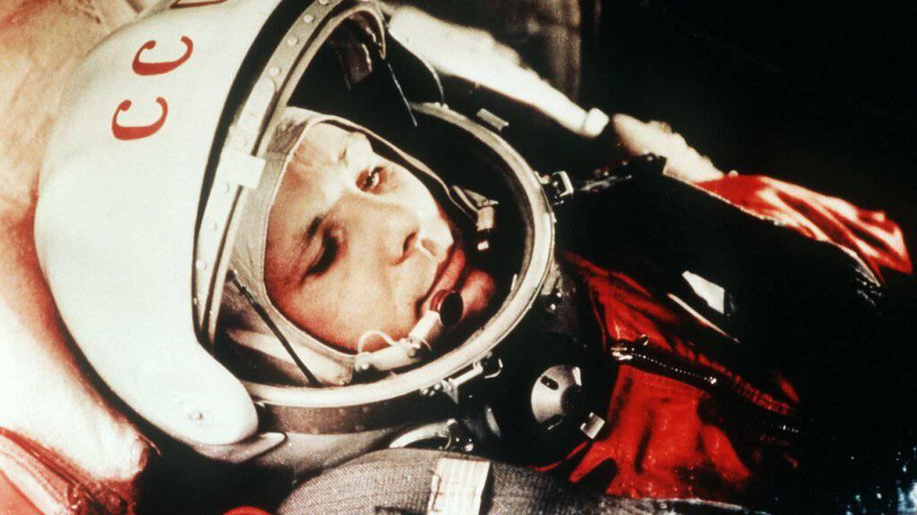Erster Mensch im Kosmos: Russland veröffentlicht historische Fotos