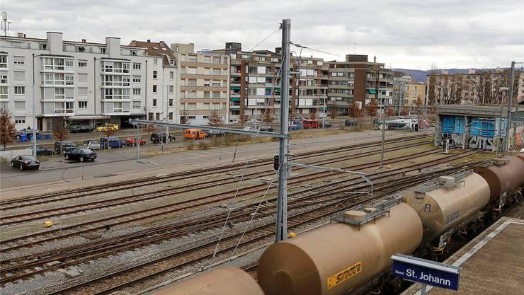 Die unmittelbare Gleisnähe kostet dem Standort St.Johann Bundesgelder.